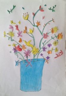 This Is Me project Flowers