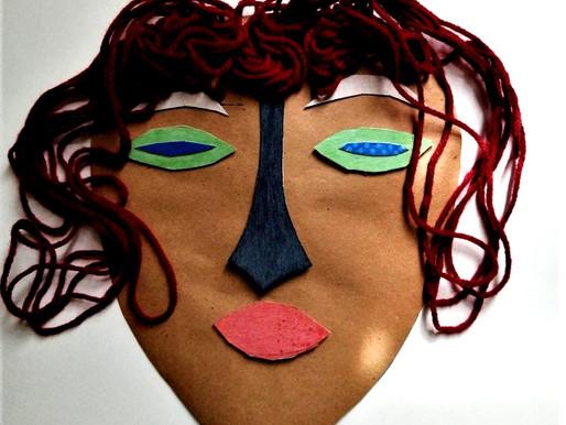 Let's make African Masks!!