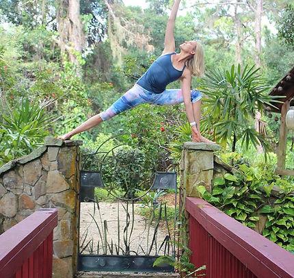 Christina Simpson - Bhavana Yoga Teacher