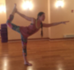 Betsy Andersn - Bhavana Yoga Teacher