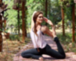 Brittany Wentzel - Bhavana Yoga Teacher