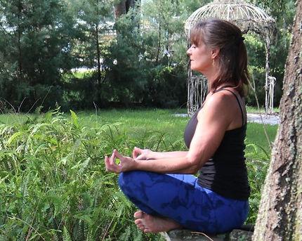 Linda Chamberlain - Bhavana Yoga Teacher