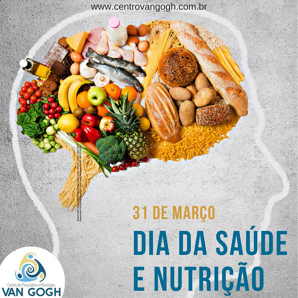 Dia da Saúde e Nutrição - Centro Van Gogh