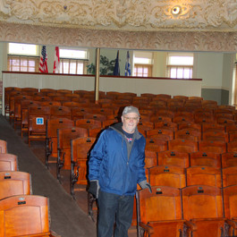 Visit to the Haskell Opera House (2017)