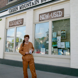 Book Signing at Green Mountain Books
