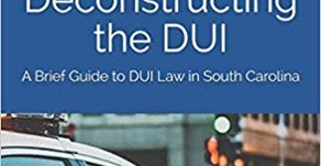 Elements of a DUI:  Materially and appreciably impaired