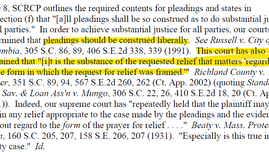 Rule 8: Pleadings and Relief