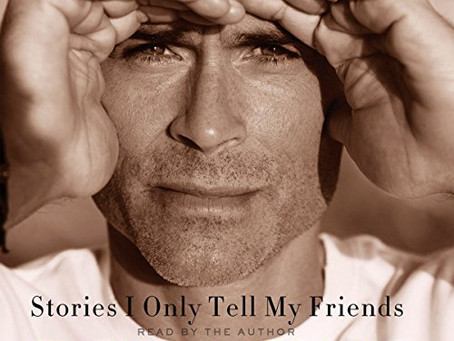 Audio Book Recommendation: Stories I Only Tell My Friends