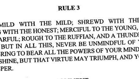 One of the Best Cross-Examination Rules to Follow