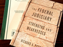 @Posner_Thoughts - The Verified Account: A Review of Judge Posner's The Federal Judiciary