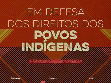 Fundo Brasil lança edital para apoio ao enfrentamento no campo da defesa dos Direitos Indígenas