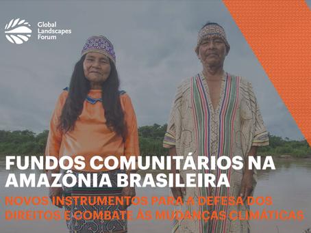 Podáali participa de evento global sobre soluções para proteger a Amazônia.