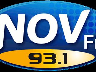 On parle de nous : NOV FM