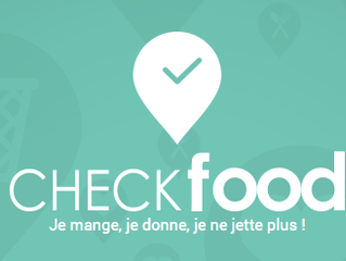 CheckFood : une appli pour lutter contre le gaspillage alimentaire