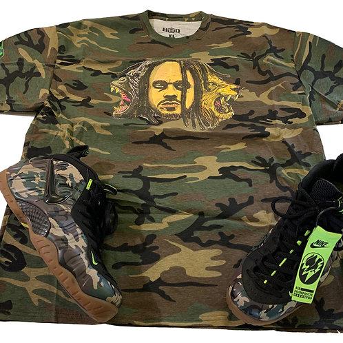 TARZAN Shirt CAMO