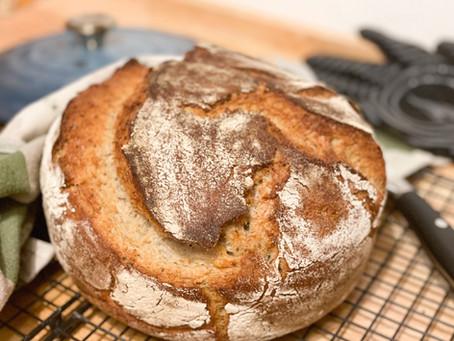 Euer erstes Brot mit Livieto Madre