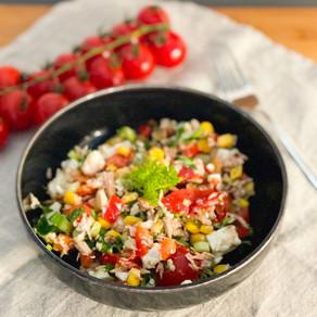 Bunter Tonno Salat