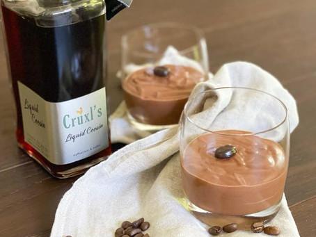 Kaffee-Schokoladen-Mousse