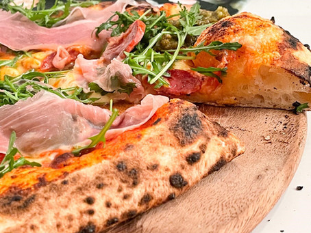 Pizza wie aus Bella Italia