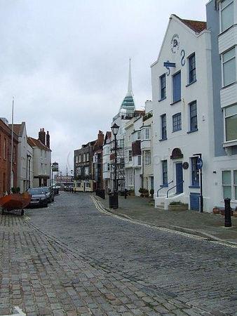 PORTSMOUTH Bath Square, Old Portsmouth 0