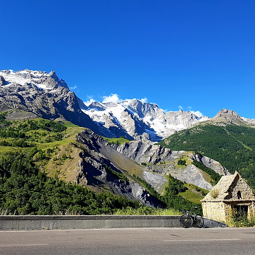 In the Alps