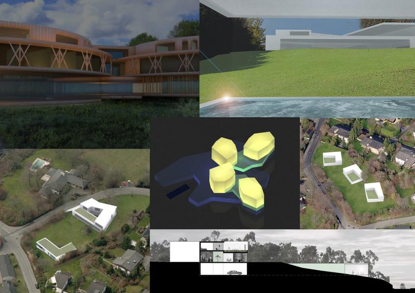 Collaborazione con Architetto Francesco Minniti di Bolzano 2011-2012