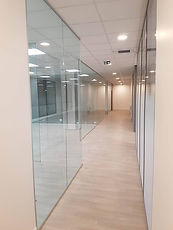 cloisons bureaux amovibles Wissous 91
