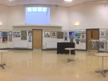 Artists show off at Pocklington!