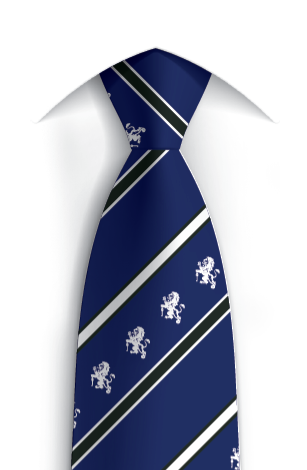 Laughing Lion Tie