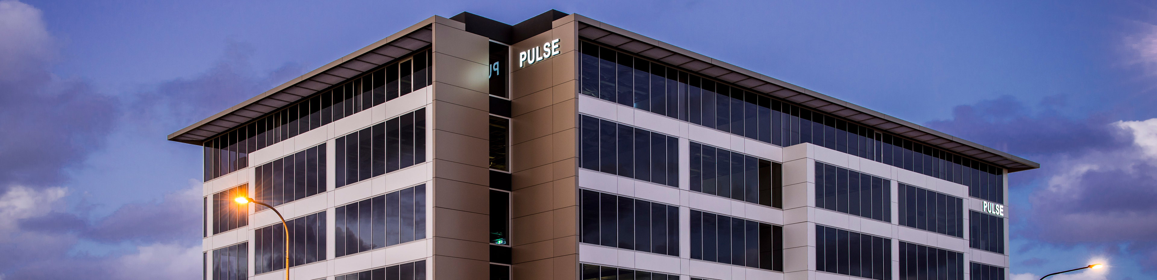 Pulse Medical Centre: ACM Panels
