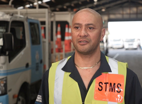 STMS Level 3 Traffic Controller - Auckland