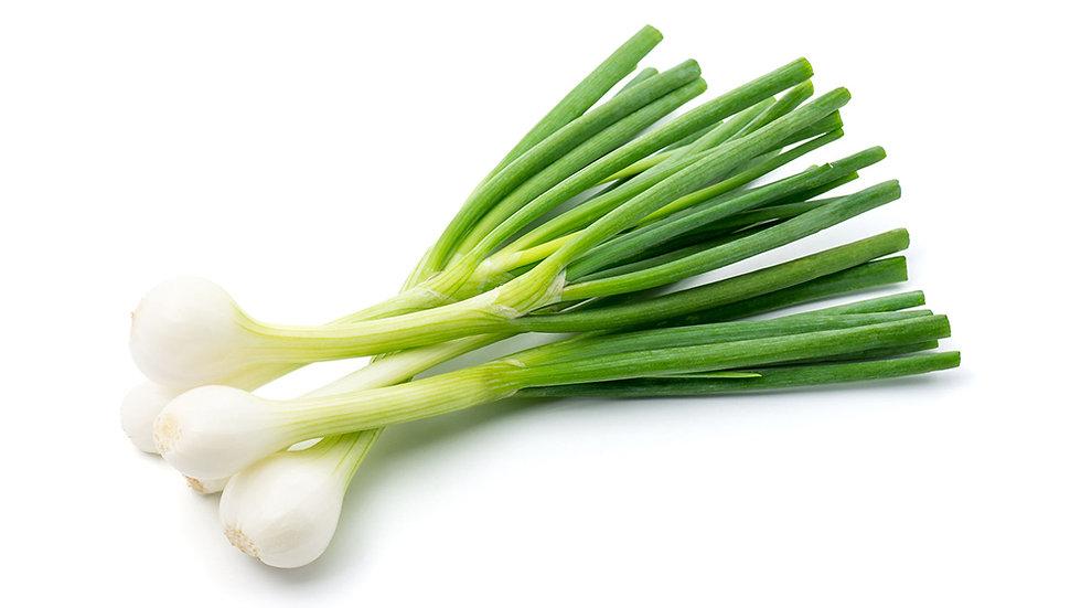 Oignons blancs, origine Vendée - La botte