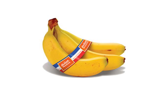 Bananes bio, origine Les Antilles - 1kg