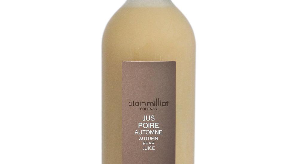 Jus de pommes / poires artisanal, origine France - 1L