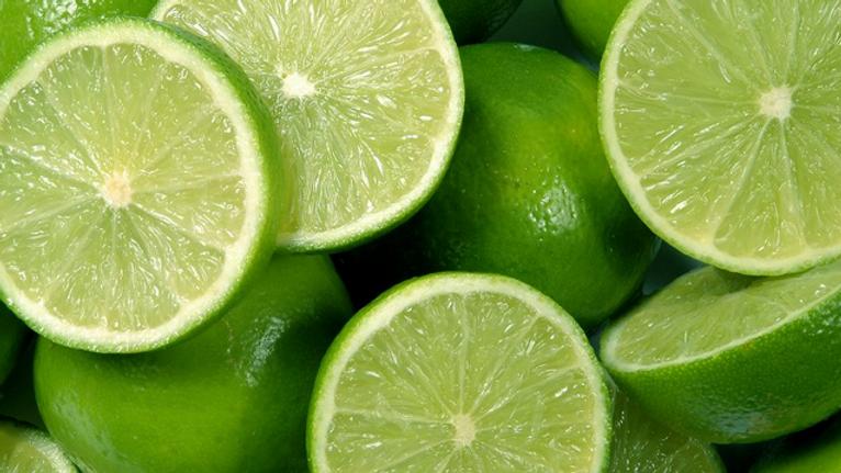 Citrons verts bio, origine Bresil - 1kg