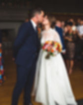Charlotte Cross bespoke wedding dress