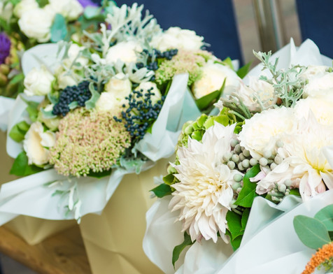 Charlotte Cross bespoke flowers