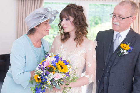 Charlotte Cross bespoke mother of the bride