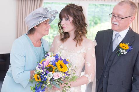 Charlotte Cross bespoke mother of the bride