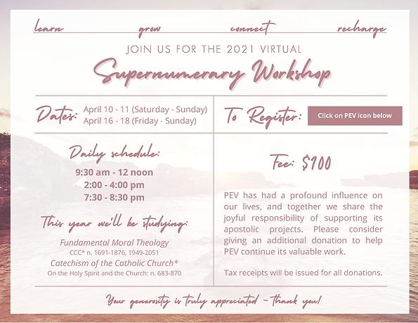 2021 Workshop for Supernumeraries (web).