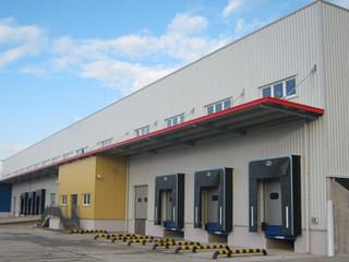 Átadásra került az új raktárcsarnok az ÁTI DEPO miskolci telephelyén