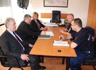 Az ÁTI DEPO mint civil logisztikai szolgáltató vesz részt a katasztrófavédelmi feladatokban