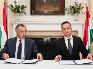 Magyarország tíz egyesült királyságbeli nagyvállalattal létrehozza a UK – Hungary Business Council-t