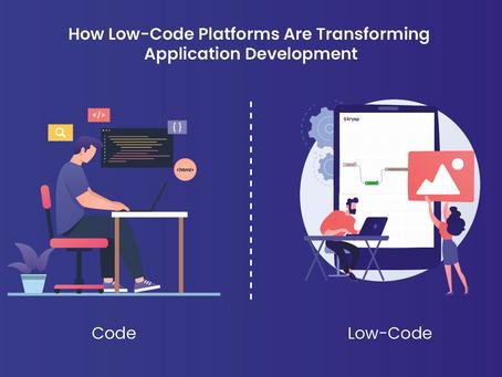 How Low-Code Platforms Are Transforming Application Development - Krysp