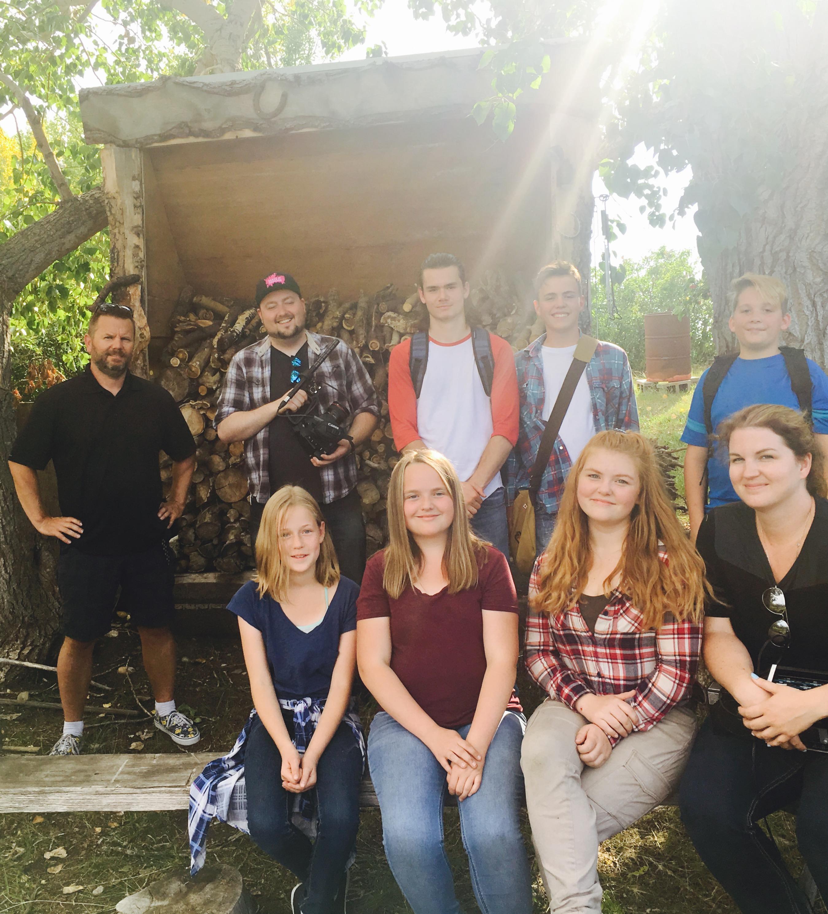 SPARK Film Camp