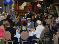 Active 20-30 Club of Vallejo #79 ~ Charter Night_Pinup Gals & Sailor Guys