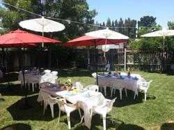 Tina's Baby Shower Tea Party