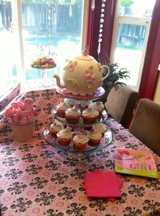 Tina's Baby Shower