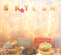 Skylar backdrop