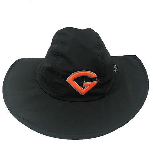 GRIT BUCKET HAT - BLACK
